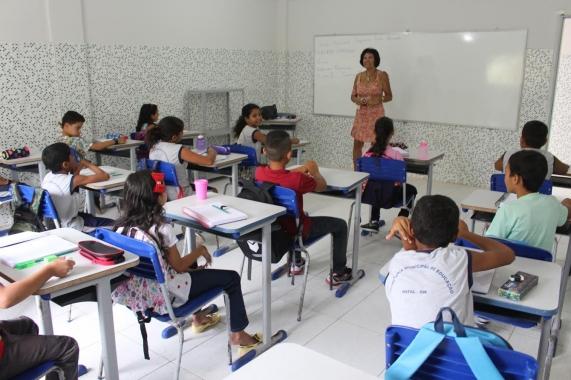 Prefeitura do Natal abre seleção para contratação temporária de professores  e educadores infantis
