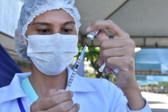 Natal inicia segunda-feira (31) a vacinação de deficientes permanentes sem comorbidades e sem BPC