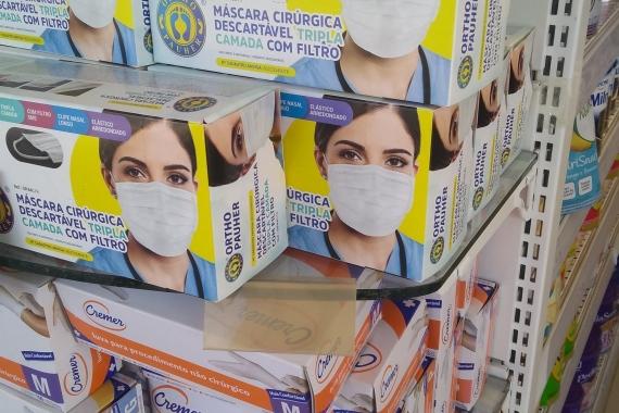 Pesquisa do Procon Natal orienta sobre preços de máscaras e luvas